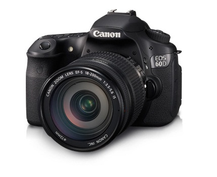 Canon EOS 60D (EF S18 200IS)