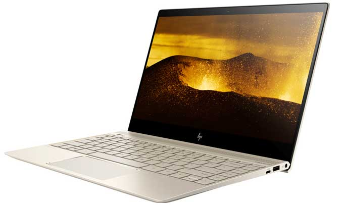 Laptop Hp Envy 13-AH0027TU Core i7-8550U / 4ME94PA (Gold)