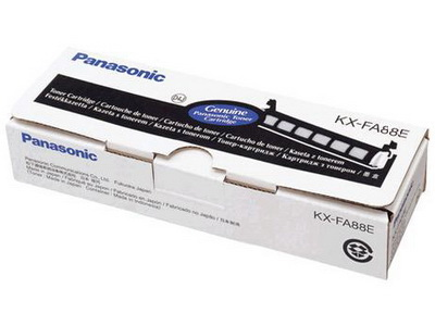 Mực in Panasonic KX FA88 Black Toner Cartridge