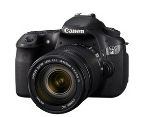 Canon EOS 60D (EF S18 135IS)