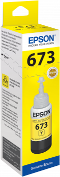 Má»±c in Epson T673400 Yellow Ink Cartridge (T673400)