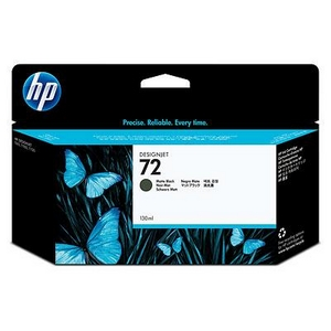 Má»±c in HP 72 130 ml Matte Black Ink Cartridge (C9403A)