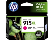 Mực in HP 915XL High Yield Magenta Original Ink Cartridge (3YM20AA)