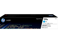 Mực in HP 119A Cyan Original Laser Toner Cartridge (W2091A)