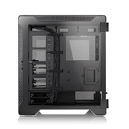 Case Thermaltake A500 Aluminum Tempered Glass Space Gray (CA-1L3-00M9WN-00)